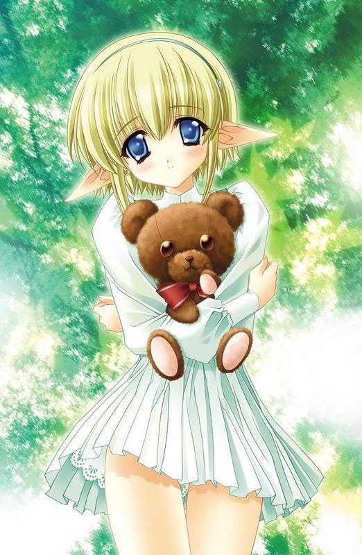 Manga elfes fee - Dessin elfes et fees ...